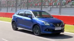 Maruti Suzuki Baleno RS - First Drive Review