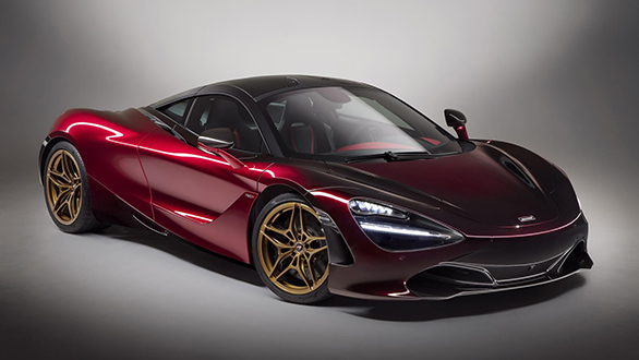 McLaren 720S Velocity is an exotic looking supercar