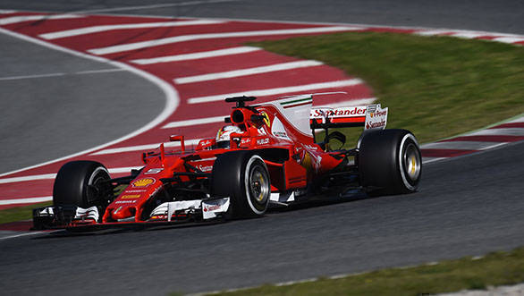 The wow factor F1's been missing is now back!