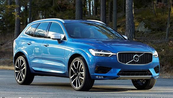 2017 Geneva Motor Show: India-bound all-new Volvo XC60 showcased