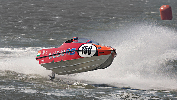 Nexa P1 Powerboat Indian GP of the Seas