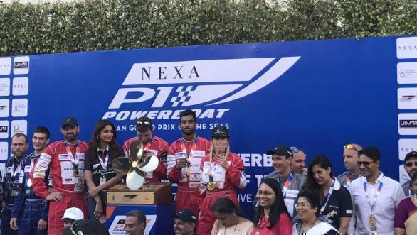 Nexa P1 Powerboat Racing Day 2