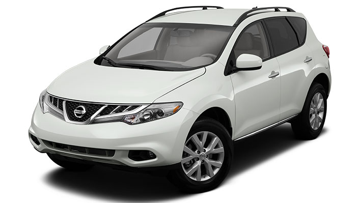 Nissan Murano recalled