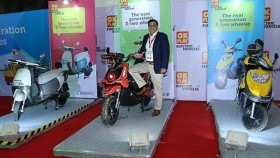 Ok Play reveals wide range of electric vehicles in India