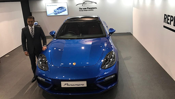 2017 Porsche Panamera Turbo launched in India at Rs 1.93 crore