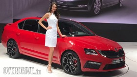 Skoda Rapid Monte Carlo and Octavia RS to be launched in India later this month