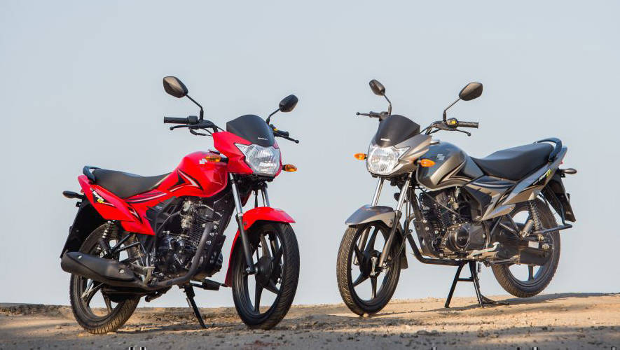 Suzuki launches the BS-IV compliant Let's and Hayate EP in India