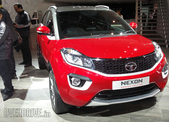 2017 Geneva Motor Show: India bound Tata Nexon specifications revealed