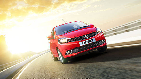 Tata Tiago AMT launched in India at Rs 5.73 lakh