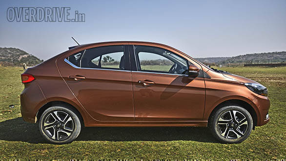 Tata Tigor launched in India at Rs 4.7 lakh