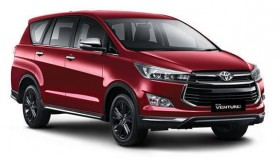 Toyota Innova Crysta Touring Sport to be launched in India on May 4