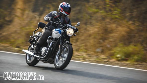 Triumph Bonneville T100 (48)