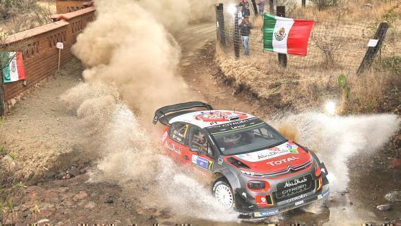 WRC 2017: Kris Meeke wins Rally Mexico