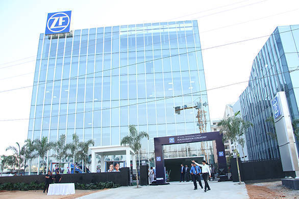 Zf Inaugurates New Technology Centre In Hyderabad Overdrive