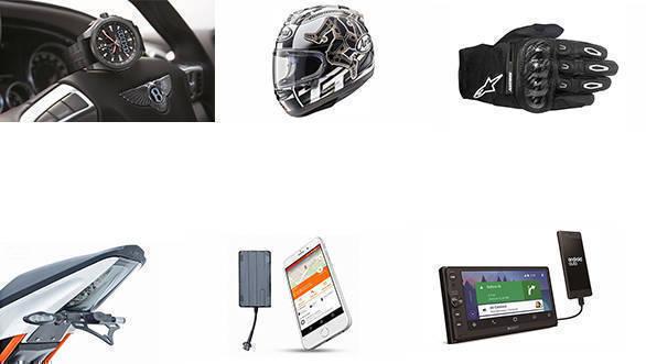 Gear and gadgets: Breitling Supersports B55, MapmyIndia Rover Bike, Ridgemont Outfitters, Alpinestars Megawatt, Sony XAV-X100, KTM RC 390/200 tail tidy, Arai RX7V IOM TT