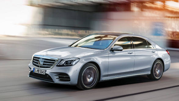 Updated 2018 Mercedes-Benz S-Class unveiled