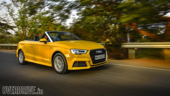 2017 Audi A3 Cabriolet Road Test Review Overdrive