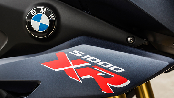 2017 BMW S1000 XR-5