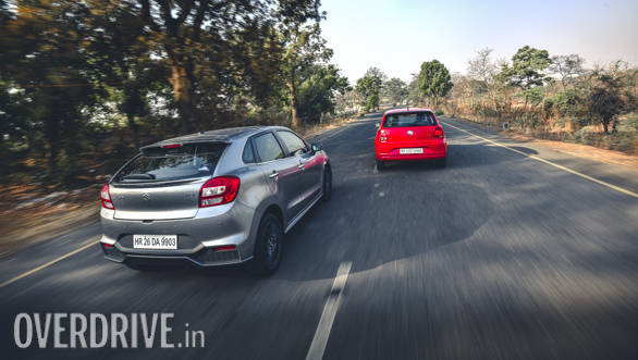 2017 Baleno RS vs Polo GT TSI Comparo (101)