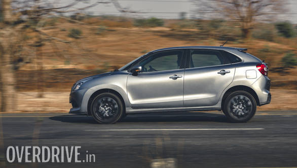 2017 Baleno RS vs Polo GT TSI Comparo (103)