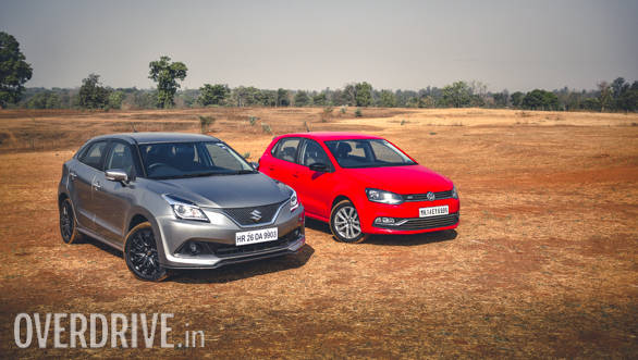 2017 Baleno RS vs Polo GT TSI Comparo (83)