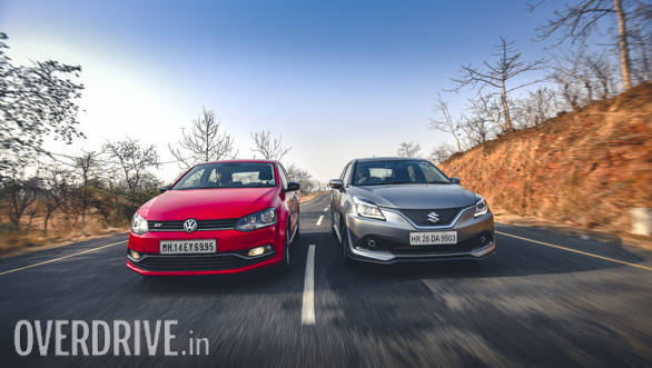 2017 Baleno RS vs Polo GT TSI Comparo (97)