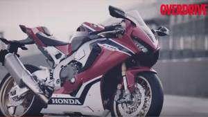 2017 Honda CBR1000RR Fireblade - the cheapest litre-class bike you can buy