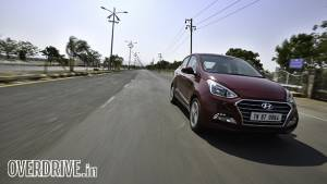 2017 Hyundai Xcent road test review