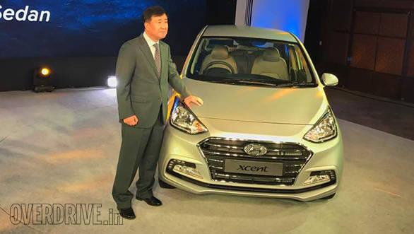 2017 Hyundai Xcent launch