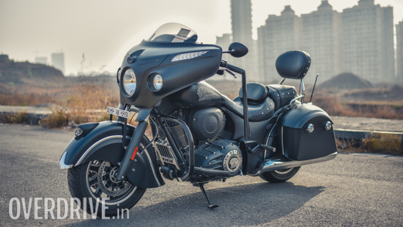 2017 Indian Chieftain Dark Horse (77)