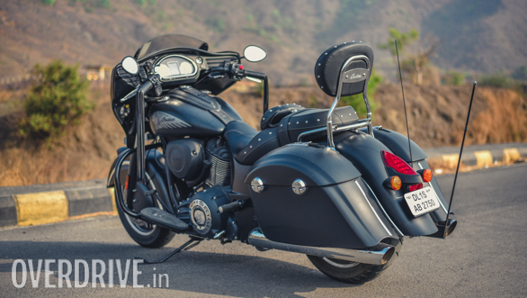 2017 Indian Chieftain Dark Horse (79)