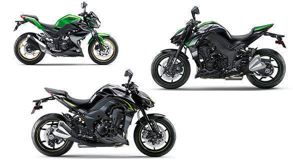 2017 Kawasaki Z1000 and Z250 launched in India at Rs 14.49 lakh and Rs 3.09 lakh respectively