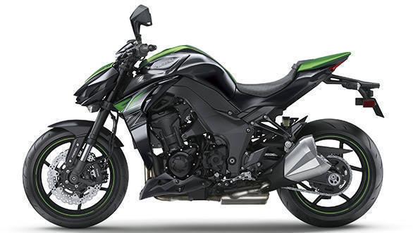 2017 Kawasaki Z1000