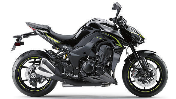 2017 Kawasaki Z1000 and Z250 launched in India at Rs 14.49 ...
