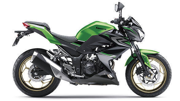 2017 Kawasaki Z250