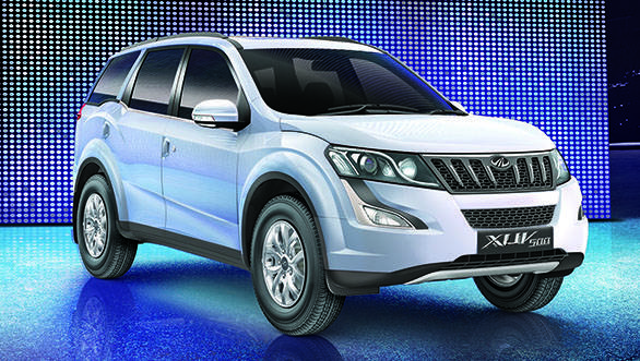 2017 Mahindra XUV500 comes with Android Auto, Ecosense and Emergency call features