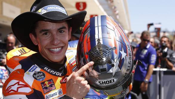 MotoGP 2017: Marc Marquez takes victory at COTA