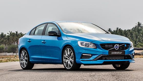 Volvo S60 Polestar launched in India at Rs 52.5 lakh