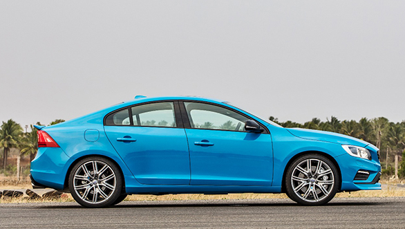 2017 volvo s60 polestar first drive review overdrive. Black Bedroom Furniture Sets. Home Design Ideas