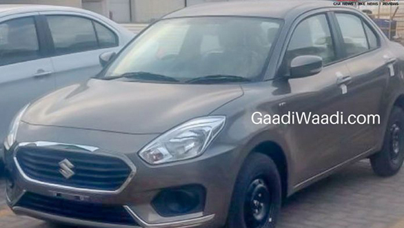 Spied: 2017 Maruti Suzuki Swift Dzire spotted undisguised ahead of India launch
