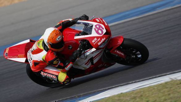 2017 ARRC Round 2: Sarath Kumar scores points at Buriram