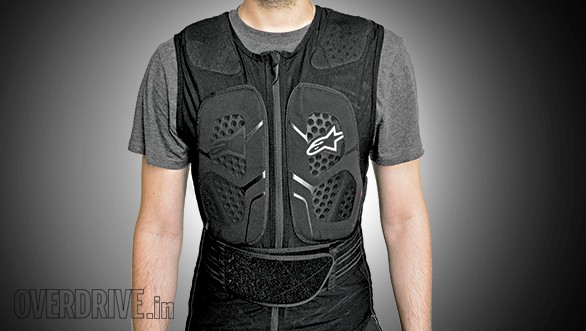 Product review: Alpinestars Track Vest 2