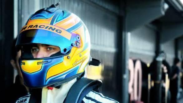 Armaan Ebrahim joins FFF Racing for 2017 Super Trofeo Asia series