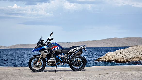 BMW R 1200 GS RALLEY-7