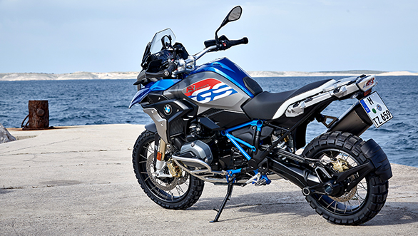 BMW R 1200 GS RALLEY-8