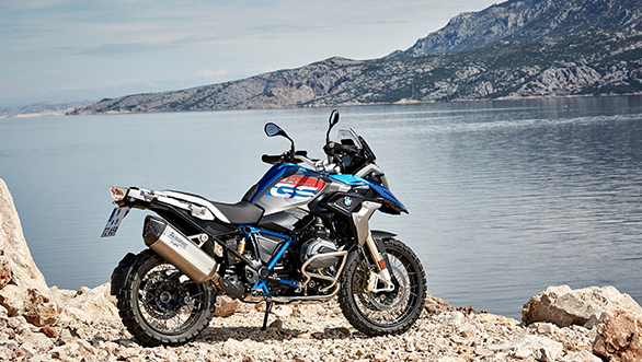 BMW R 1200 GS RALLEY-9