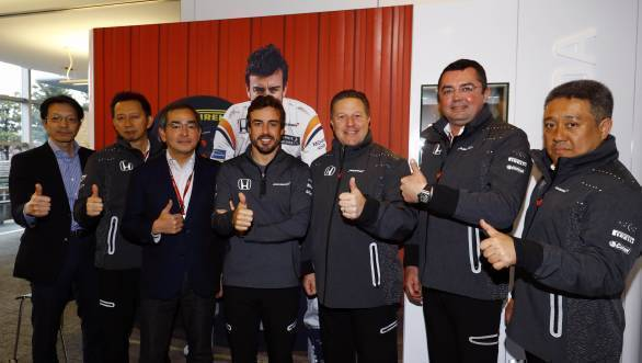 Fernando Alonso will compete in the 2017 Indianapolis 500 with McLaren