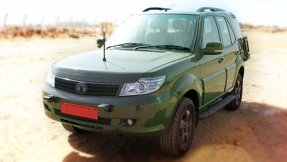 Tata Motors to supply 3,192 Safari Stormes to the Indian Armed Forces