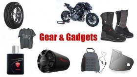 Gear and gadgets: Pinlock Overlay, 1926 Ducati fragrance, Ceat Fuel Smart tyres, Rev'IT Discovery