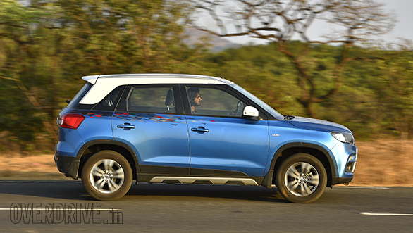 12 375 Maruti Suzuki Vitara Brezzas Sold In May Breaks Its Monthly